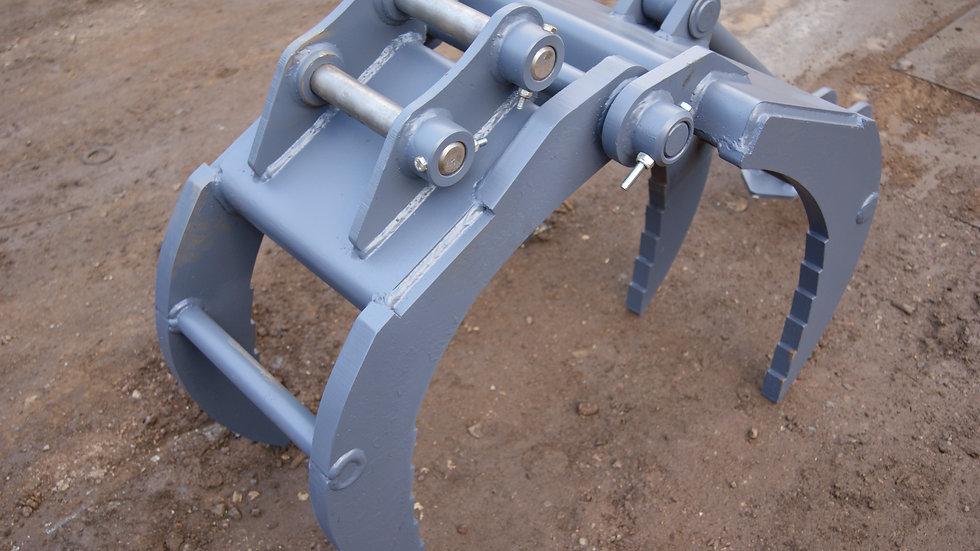 3-4 ton Mini Digger Grapple