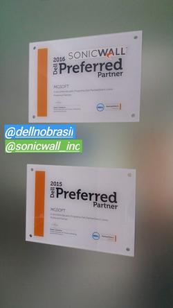 2015 e 2016 Dell Preferred Partner
