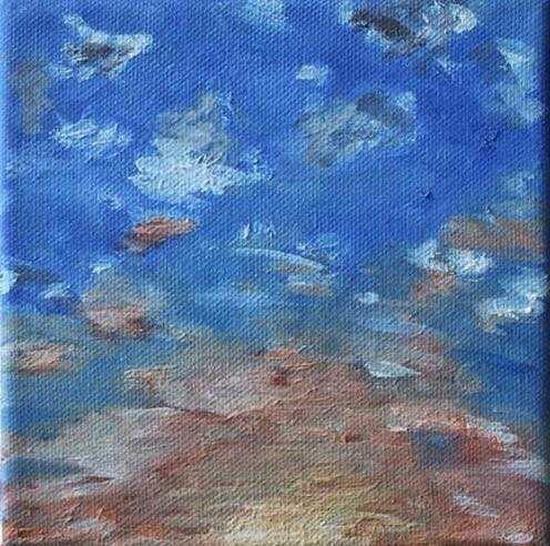 A study of clouds # 2