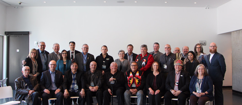 Next Steps Taken in Collaborative Leadership Towards Reconciliation
