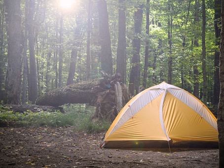 Nine tips for frontcountry camping — the Lake Friendly way