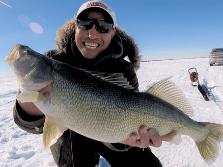 Get Ready to Reel 'Em In! The Lake Friendly Way...