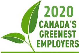 2020 Canada's Greenest Employers