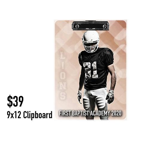 Y. Clipboard - 9x12
