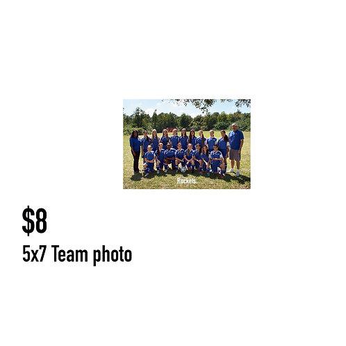 N. 5x7 Team Photo