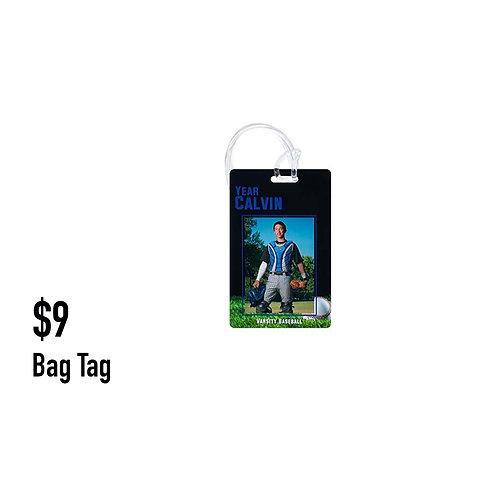 S. Bag Tag