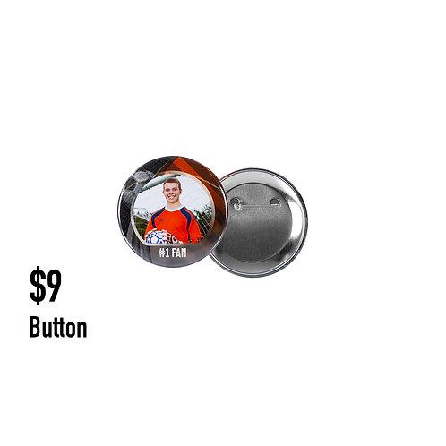 U. Button - 3 inch round