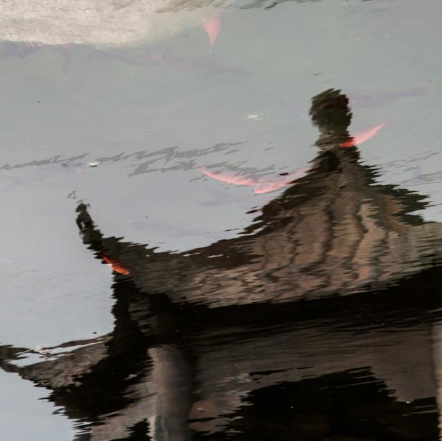"""Pagode de la Cité Interdite """"Zijìn Chéng"""""""