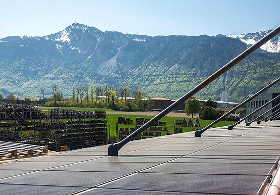 Centre de Bien Être Darma, Energies Renouvelabes, Aigle, Suisse