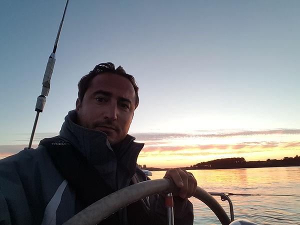 Croisière avec skipper
