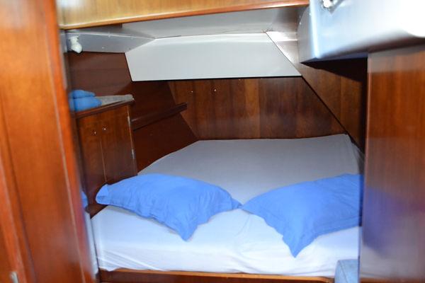 cabine tribord arrière Bénéteau 50