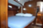 cabine tribord avant Bénéteau 50