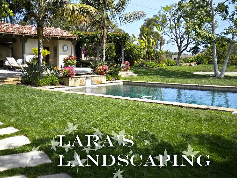 LarasLandscaping, san diego landscaping