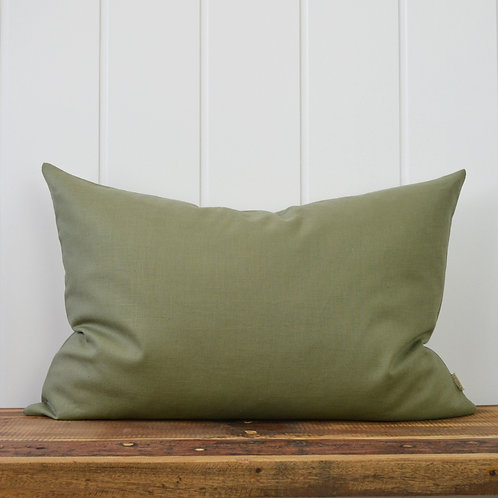 10024 - Washed linen - green