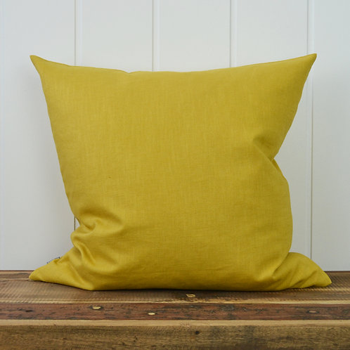 10001 - Washed linen - mustard