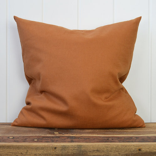 10002 - Washed linen - terracotta