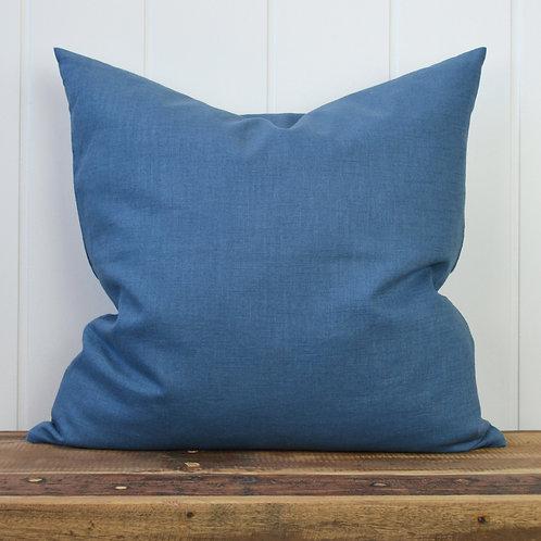 10006 Washed linen - denim blue