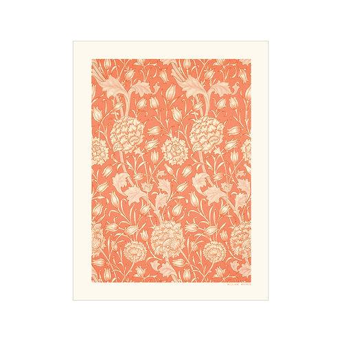 William Morris Chrysantemum
