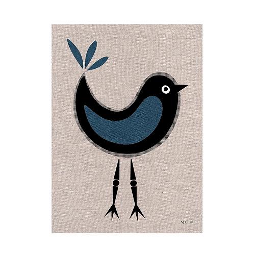 Collage bird