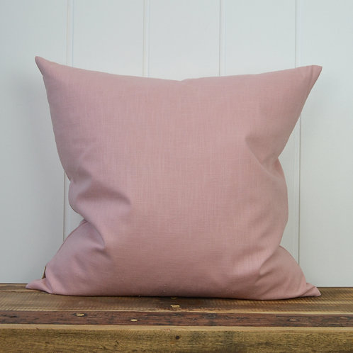 10017 Washed linen - dusty rose