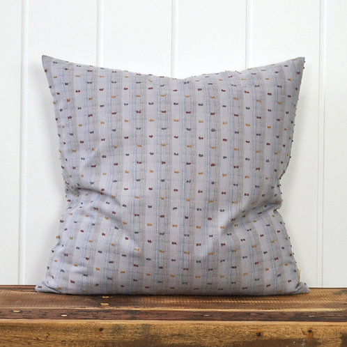 Checkered structure - grey