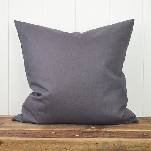 10008 - Washed linen - charcoal