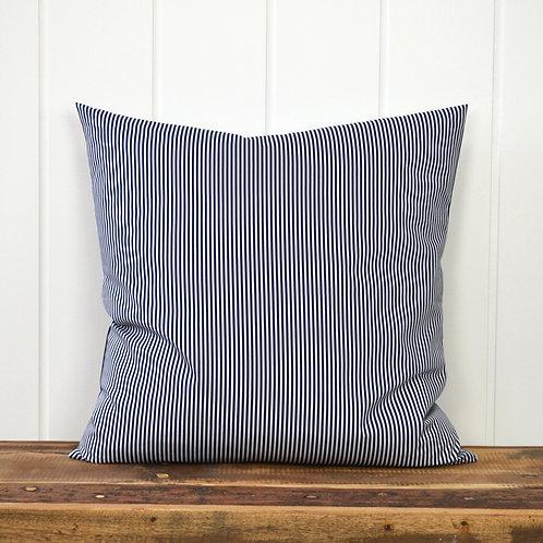 Stripe - navy/white