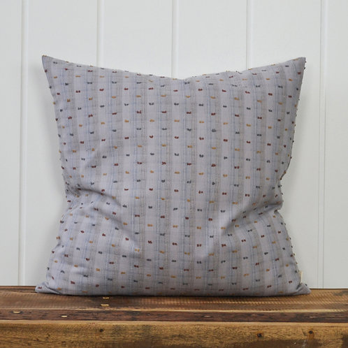 13004 Checkered structure - grey