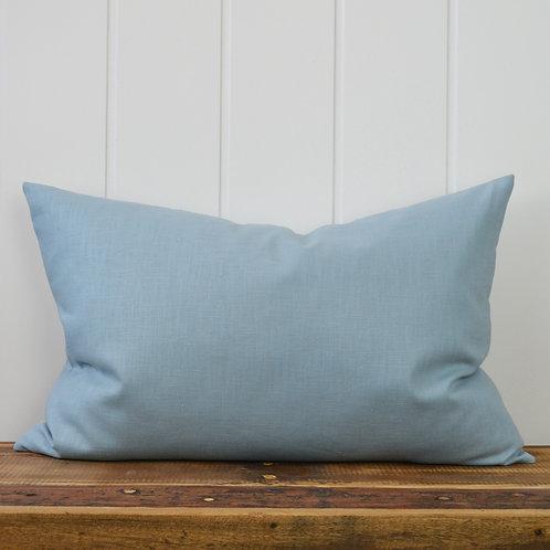10023 - Washed linen - light blue