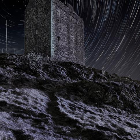 Smailhoim Tower night shot