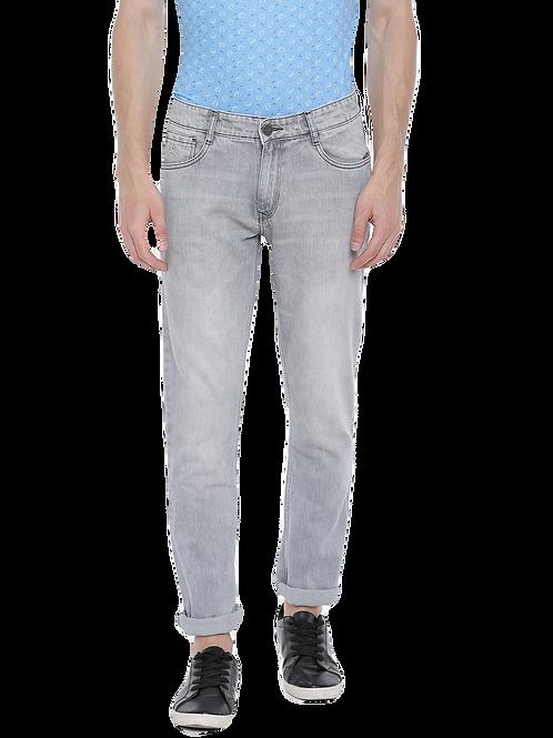 Parx Grey Slim Fit Jeans