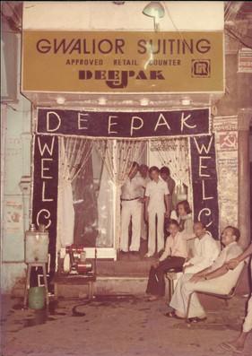 """Opening of """"M/s Deepak"""""""