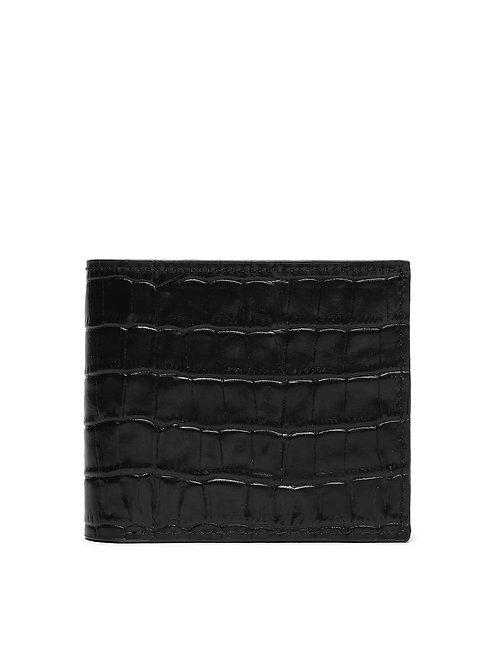 Raymond Black Crocodile Wallet