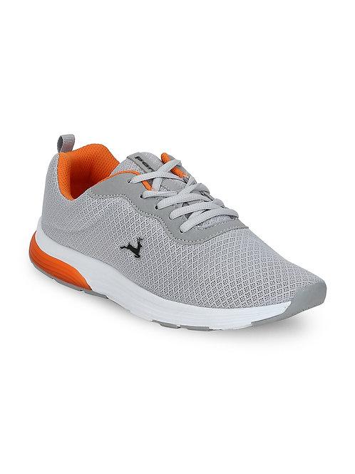 Parx Ultra light-weight Sneakers, Orange Grey