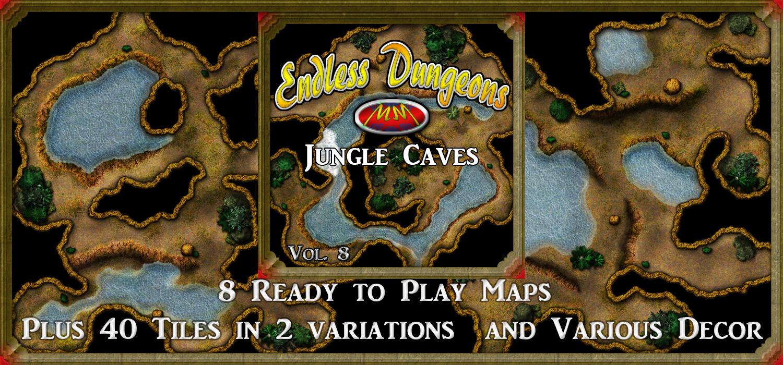 EDv8 Jungle Temples