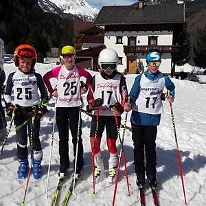 Ski-Langlauf Staffelbewerb in Heiligenblut