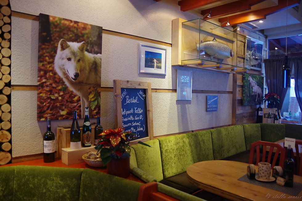 Restaurant Bar und Pizzeria in Flattach - Mölltaler Gletscher