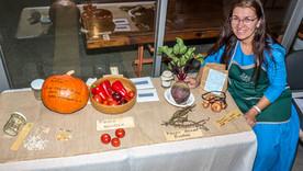Mantotie kultūraugi Bulduru Dārzkopības vidusskolā 2020. gada 3. oktobrī