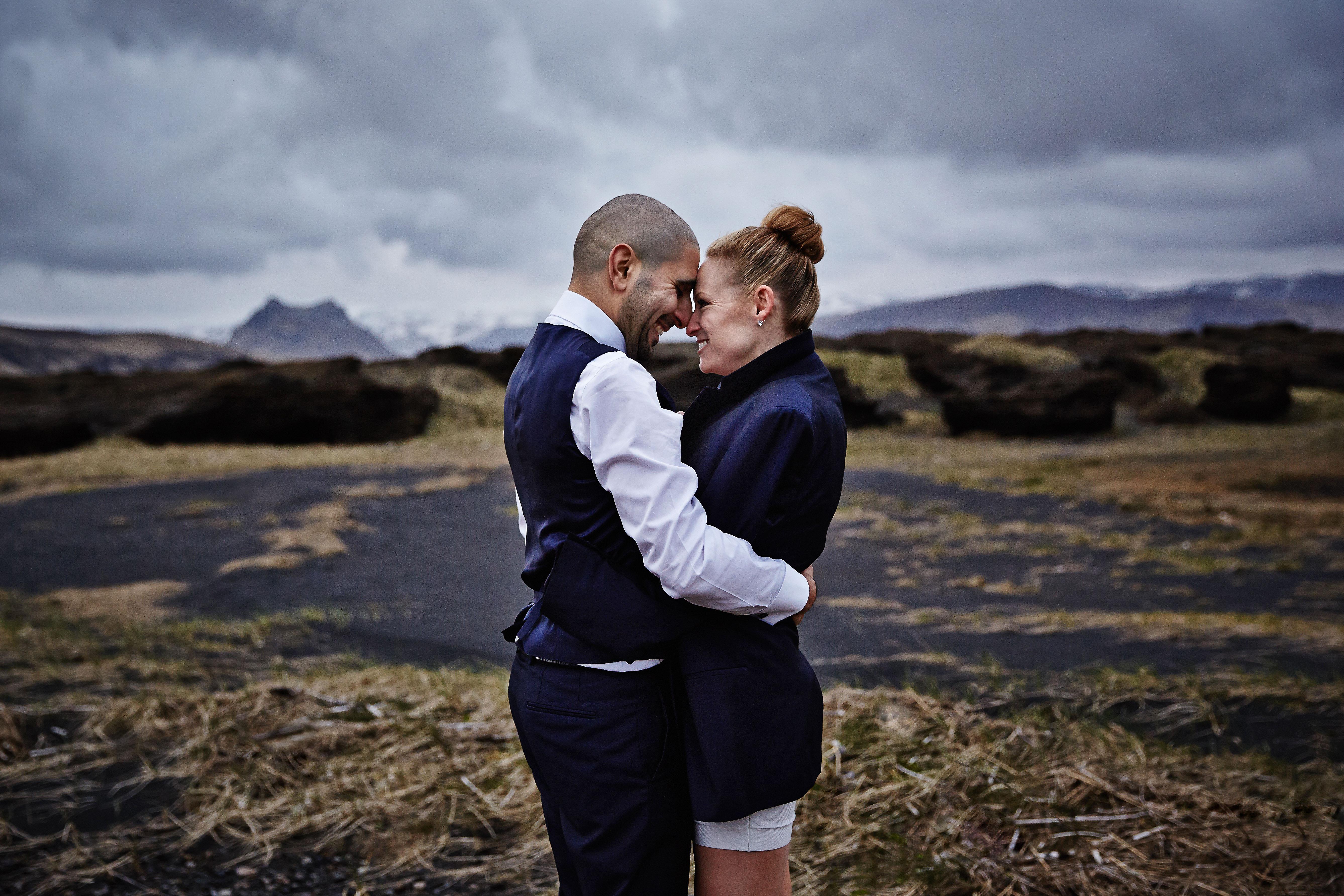Emily & David / Larus Sig