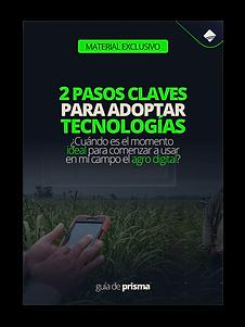 guia practica como adoptar tecnología en agricultura paraguay