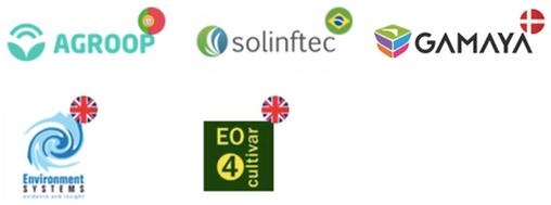 Empresas representadas en Paraguay por Prisma logos
