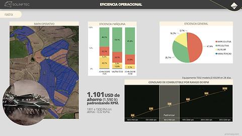 ahorro de combustible en arroz paraguay