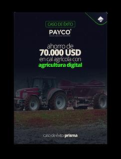 caso de ahorro en agricultura con tecnología payco paraguay