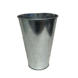 Tall Galvanized Pail