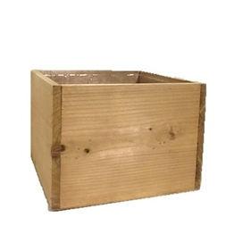 Natural Wood Box