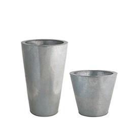 Galvanized Pot