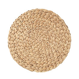 Natural Woven Grass Charger Plate