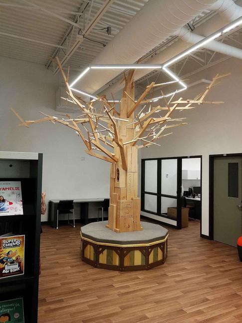 L'arbre des bâtisseurs