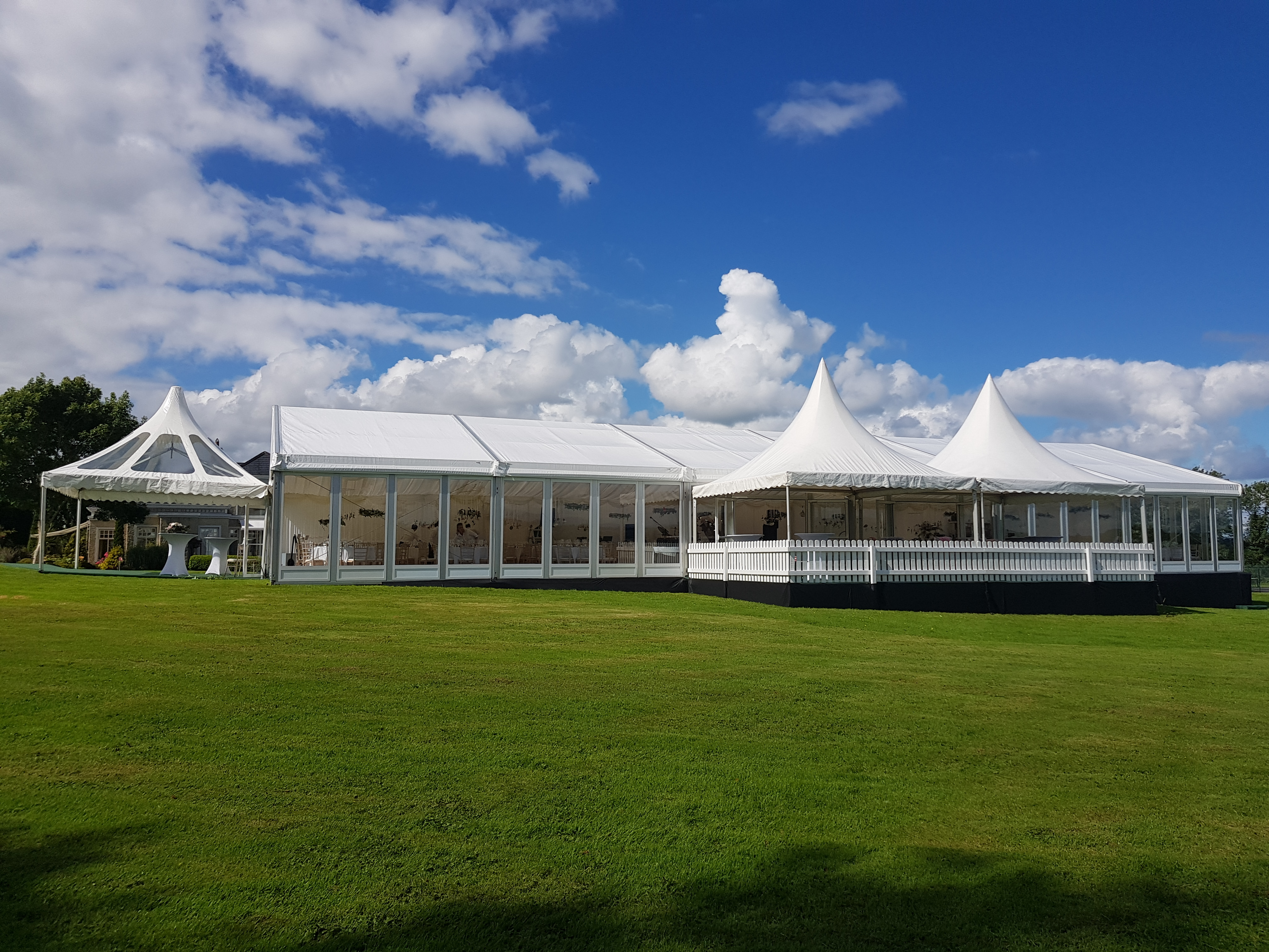 Pavilion Marquee Hire