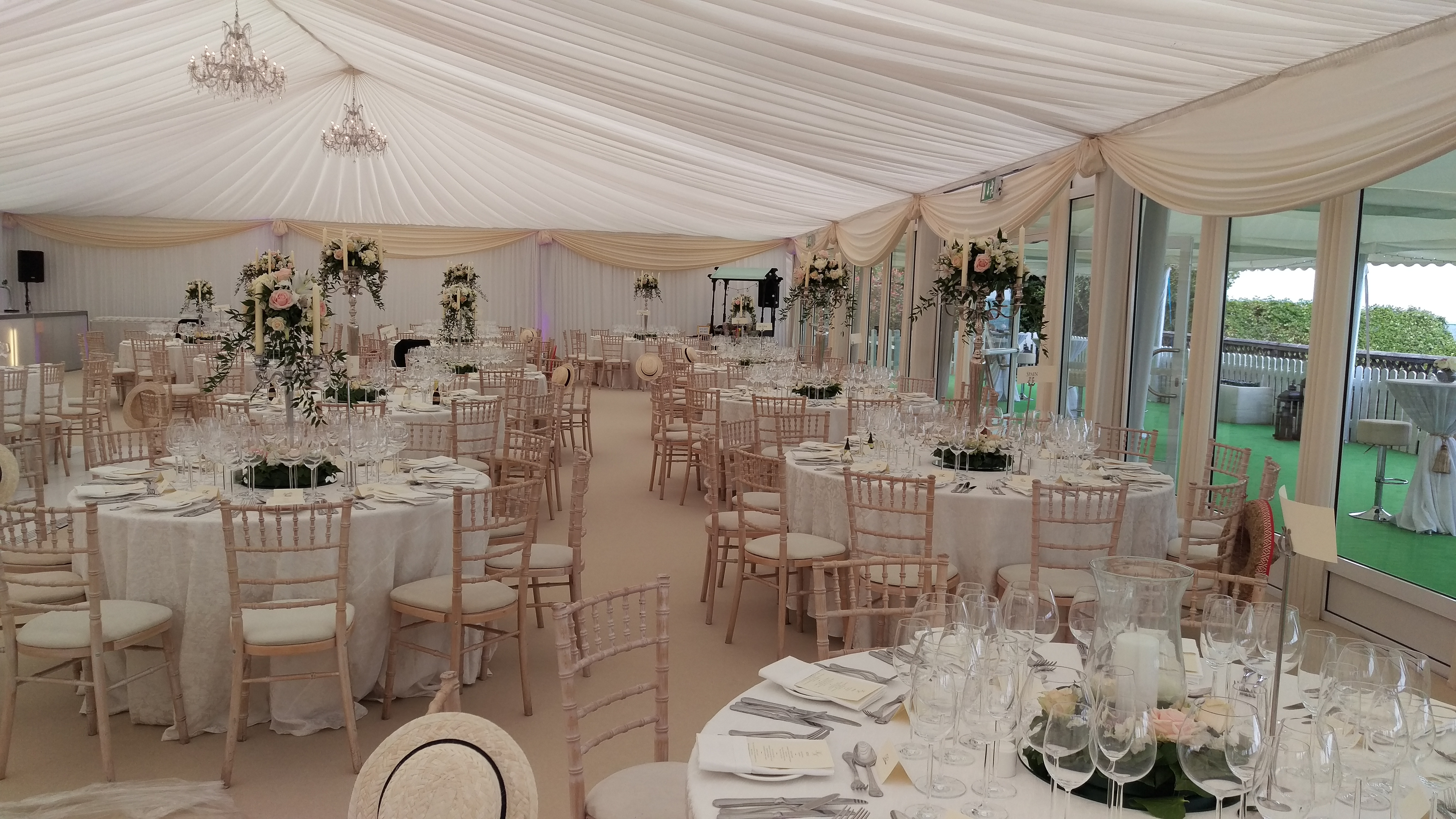 Marquee Wedding Dublin